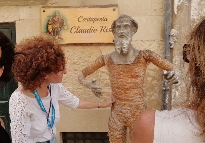 Cartapesta a Lecce